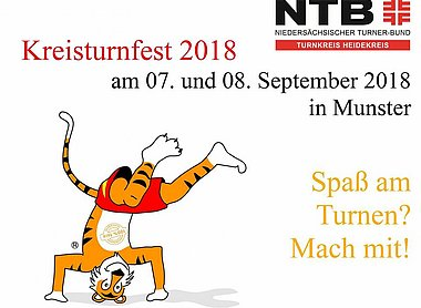 Kreisturnfest 2018 in MUNSTER